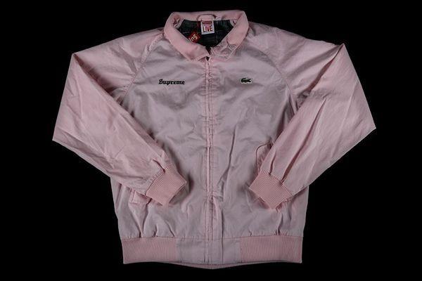 Chaquetas rosa