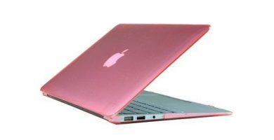 Ordenador portatil rosa